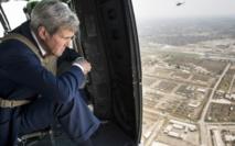 Kerry entame à Bagdad une tournée pour bâtir une coalition antijihadiste