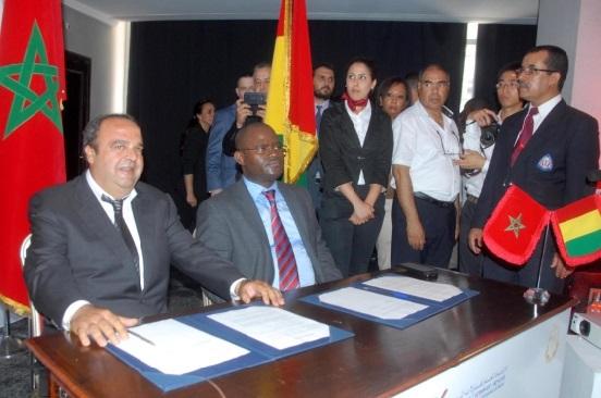 Forum économique maroco-guinéen