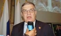 """Valery Vorobiev : """"Le Maroc est le pays le plus agréable, prometteur et favorable pour le développement des relations bilatérales"""""""