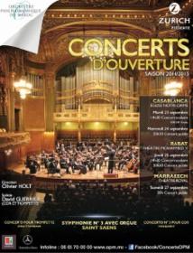 L'Orchestre philharmonique du Maroc fait sa rentrée