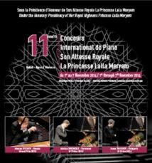 Le Concours international de piano souffle sa 20ème bougie