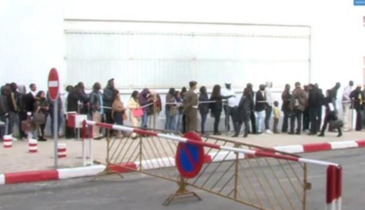 Régularisation massive de femmes migrantes en situation irrégulière