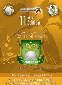 La 11ème édition de la Coupe du Trône de golf marque le centenaire de ce sport au Maroc