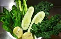 La kale, un légume qui fait délirer les Américains