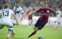 Calcio : Naples en crise, les Milanais en fête