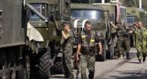 Violations du  cessez-le-feu dans l'Est de l'Ukraine
