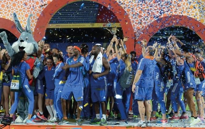 La sélection européenne reconquiert  la Coupe continentale d'athlétisme