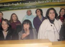 Constitution des secrétariats provinciaux de l'Organisation socialiste des femmes ittihadies