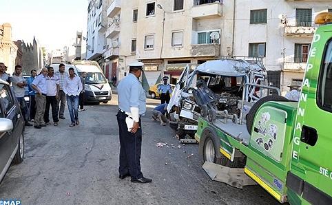 Quatre morts et vingt blessés à Tétouan