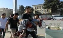 Attentat suicide des talibans à Kaboul