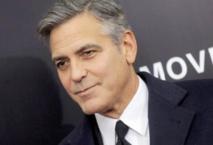 George Clooney récompensé pour son travail humanitaire