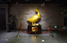 A Pékin, un musée de 1.000m² consacré au... canard laqué