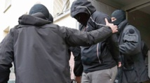 Interpellation de jihadistes en France
