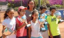 Epilogue en toute beauté du  National de tennis des jeunes
