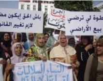 Quand la société civile accompagne  les femmes Soulaliyates dans leur lutte