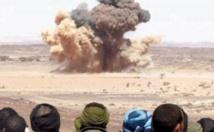 Une famille de Smara blessée par l'explosion d'une mine antipersonnel