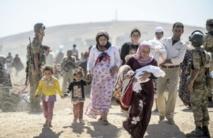 Offensive jihadiste à la frontière turque