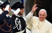 Visite du pape François en Albanie