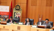Réunion du Conseil consultatif régional de Special Olympics International