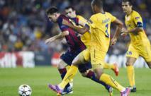 Le Barça taille en pièces Levante