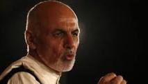 Ghani déclaré président d'Afghanistan