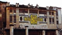 Une exposition  inédite à l'occasion  du centenaire  du Grand théâtre  Cervantès de Tanger