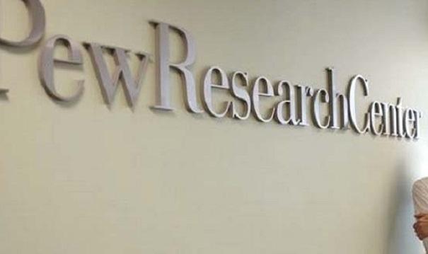 """Le """"Pew Research Center"""" américain s'empêtre dans ses statistiques"""
