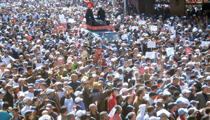 Grève générale aujourd'hui dans la Fonction publique et les collectivités territoriales