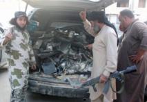 Premières frappes de la coalition anti-jihadistes en Syrie