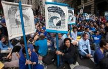 Nouvelle manifestation pour le climat à New York