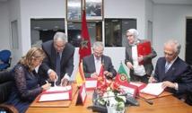Signature d'un mémorandum pour la recherche scientifique avec l'Espagne et le Portugal