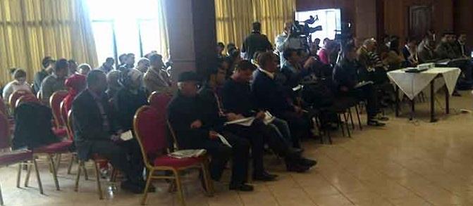 Le Réseau amazigh pour la citoyenneté en congrès à Rabat