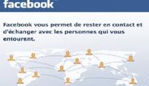 Facebook, surbooké par les internautes marocains