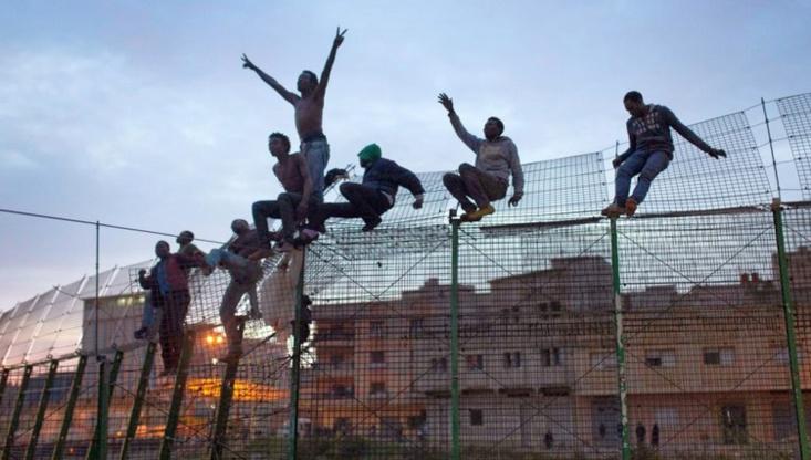 Madrid et Rabat haussent le ton contre les migrants irréguliers
