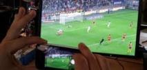 Les mini-vidéos de foot font  grincer les dents des télés