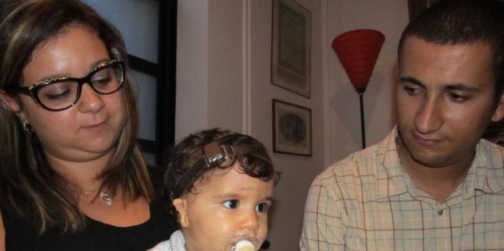 Le double combat de Jihane et Ahmed pour leur fils