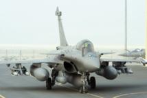 Nouveaux raids de la coalition  internationale contre l'EI en Syrie