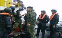 Participation du Maroc  à un exercice de sécurité maritime au large de Malaga