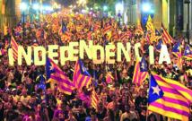 Madrid bloque le référendum sur la Catalogne