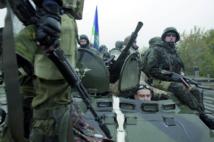 Compte à rebours en Ukraine avant le retrait des troupes