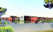 Le projet de Médiathèque de Khouribga exposé à Prague