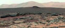 La sonde Maven réussit son insertion en orbite martienne