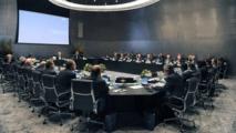 Réunion du Comité exécutif de la FIFA à Marrakech
