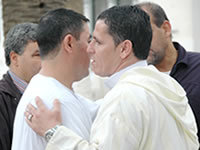 Une ambiance de communion  et de convivialité lors de l'Aïd Al Adha