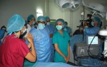 Une campagne de chirurgie de la cataracte organisée par le FIFM à Dakhla
