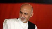 Ashraf Ghani investi président d'Afghanistan