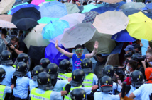 Les manifestants continuent de braver le pouvoir à Hong Kong