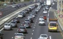 Légère hausse de  la circulation autoroutière sur l'ensemble du réseau