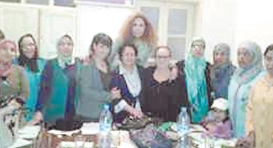 Premier Conseil provincial de l'OSFI à Sidi Slimane