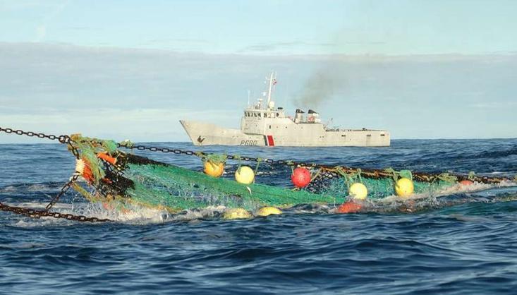 Les pêcheurs espagnols crient au loup